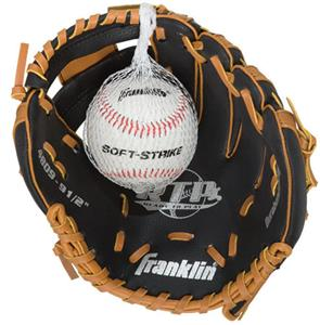 Franklin Sports Teeball Glove & Ball (Righty)