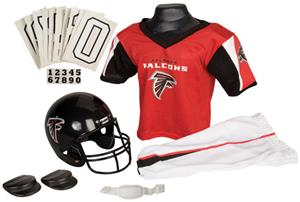Franklin NFL FALCONS Youth Team Uniform Set