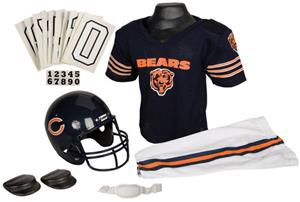 Franklin NFL BEARS Youth Team Uniform Set