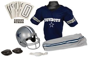 Franklin NFL COWBOYS Youth Team Uniform Set