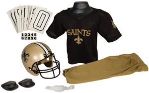 Franklin NFL SAINTS Youth Team Uniform Set