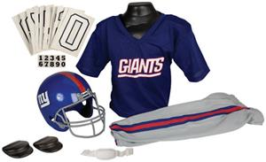 Franklin NFL GIANTS Youth Team Uniform Set