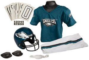 Franklin NFL EAGLES Youth Team Uniform Set
