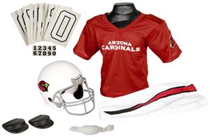 Franklin NFL CARDINALS Youth Team Uniform Set