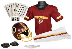 Franklin NFL REDSKINS Youth Team Uniform Set