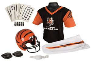 Franklin NFL BENGALS Youth Team Uniform Set
