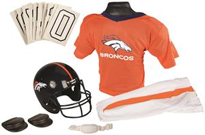 Franklin NFL BRONCOS Youth Team Uniform Set