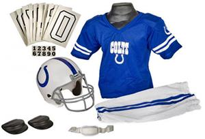 Franklin NFL COLTS Youth Team Uniform Set