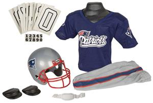 Franklin NFL PATRIOTS Youth Team Uniform Set