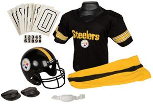 Franklin NFL STEELERS Youth Team Uniform Set