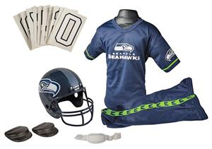 Franklin NFL SEAHAWKS Youth Team Uniform Set