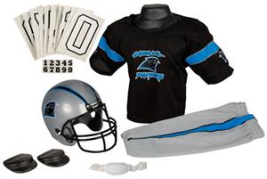 Franklin NFL PANTHERS Youth Team Uniform Set