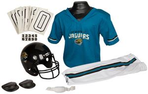 Franklin NFL JAGUARS Youth Team Uniform Set