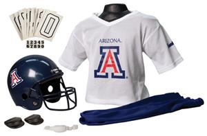 Collegiate Youth Football Team Uniform Set ARIZONA