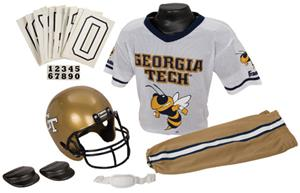 College Yth Football Team Uniform Set GEORGIA TECH