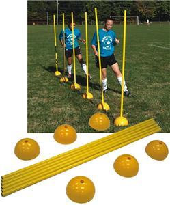 Jaypro Soccer Universal Coaching Sticks