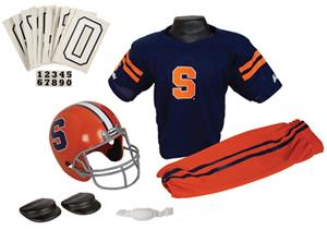 College Youth Football Team Uniform Set SYRACUSE