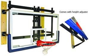 Jaypro Wall Mount Shooting Station with Adjuster