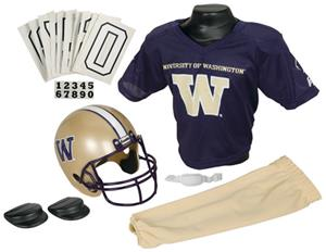 Univ. Youth Football Team Uniform Set WASHINGTON