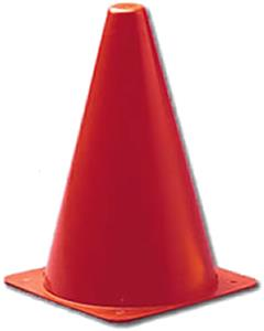 Jaypro Training Cones Available in three sizes