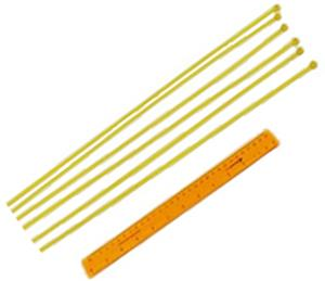 "Jaypro 19"" Safefoam Padding Ties"