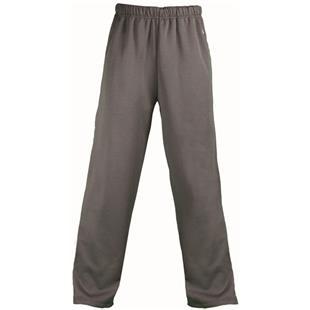 Badger Performance Fleece Open Bottom Pants