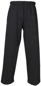Badger Youth Open Bottom Fleece Pants