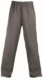 Badger Youth Performance Fleece Open Bottom Pants