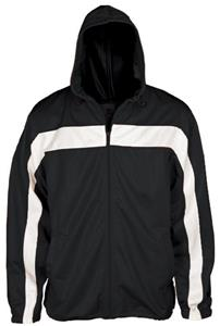 Badger Hooded Warm-Up Jackets