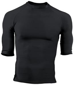 Badger B-Fit Half Sleeve Crew Compression Shirts