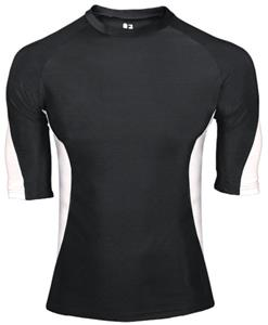 Badger B-Fit Target Crew Compression Shirts
