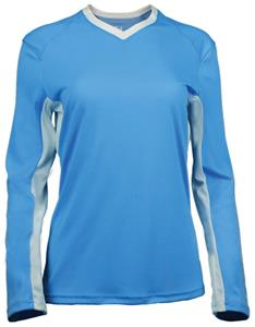 Badger Womens Long Sleeve Dig Volleyball Jerseys
