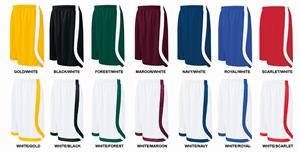 Glide Basketball Shorts Adult/Youth - Closeout