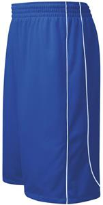 High 5 Contour Basketball Shorts-Closeout