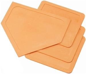 Champion Indoor/Outdoor Orange Molded Base Set