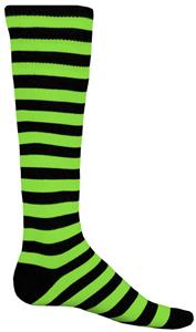 Red Lion Fluorescent MINI HOOP Athletic Sock