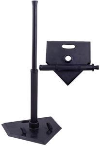 Champion Portable 1 Pos. Hitting Zone Batting Tee