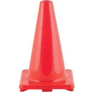 "Champion Hi Visibility 12"" Flexible Vinyl Cones"