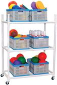 Champion Sports Carry-All Cart