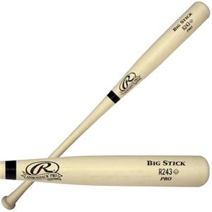 Rawlings Professional Maple Ace Wood Baseball Bat