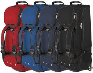 Champion Sports Ultra Deluxe Roller Baseball Bag