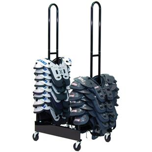 Champion Two Stack Shoulder Pad Rack