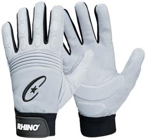 Rhino Max Pro Gel Lineman Football Gloves-Closeout