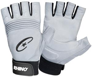 Rhino Max ProGel Lineman Glove 3/4 Finger-Closeout