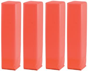 Champion Sports Football Line & End Zone Pylon Set