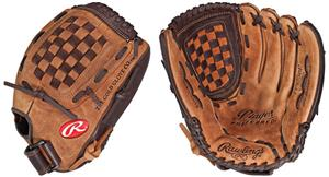 "Player Preferred 12.5"" Baseball or Softball Glove"