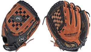 "Playmaker Series 12.5"" Baseball or Softball Glove"