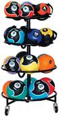 Champion Sports Sure Fit Medicine Ball Rack