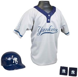 MLB YANKEES Kids Team Baseball Set Uniform