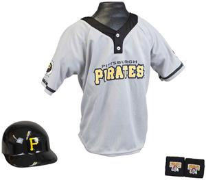 MLB PIRATES Kids Team Baseball Set Uniform